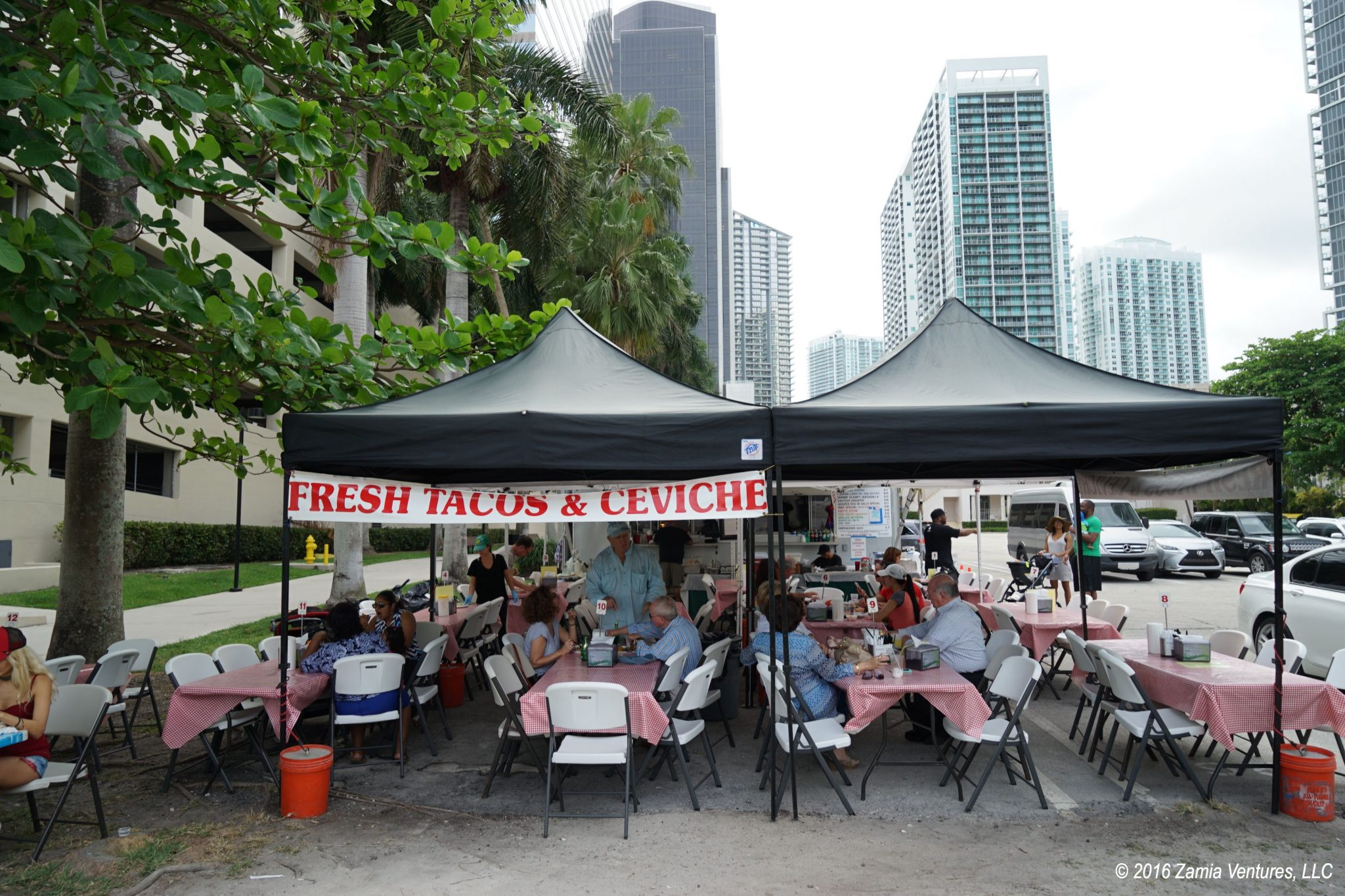 Hidden Gem: Brickell's Seafood Food Truck
