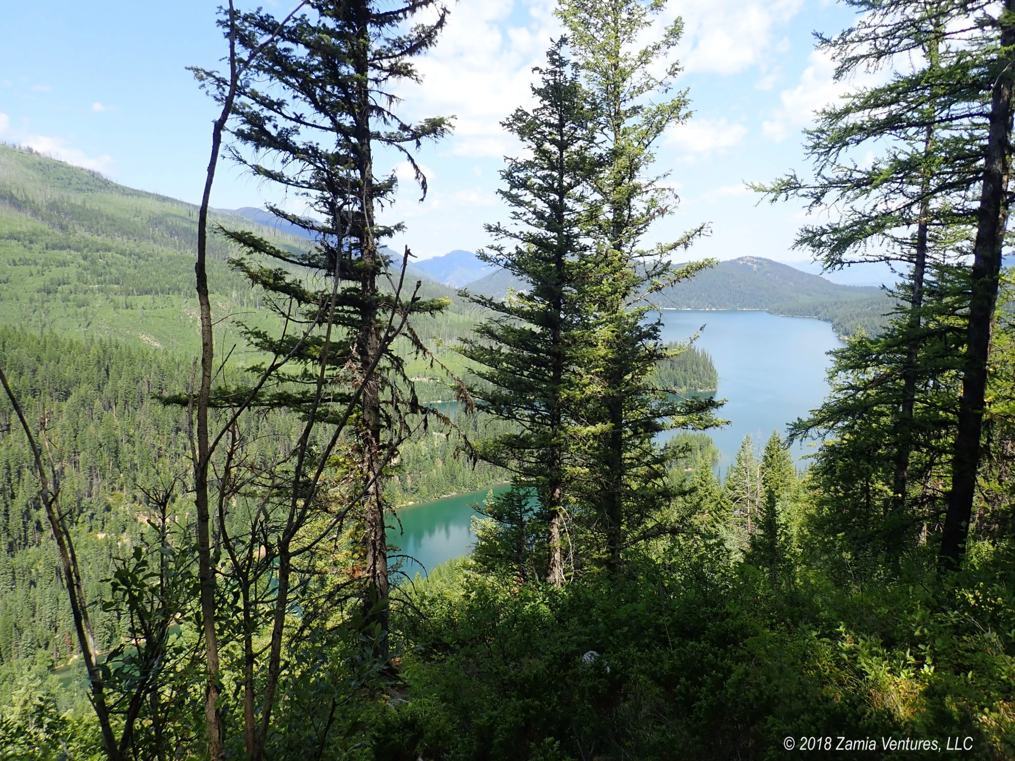 Rest and Relaxation in the Flathead National Forest