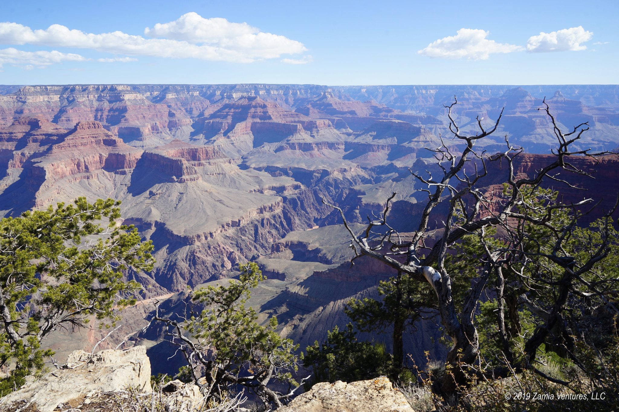 Impressed by a Hole in the Ground at the Grand Canyon