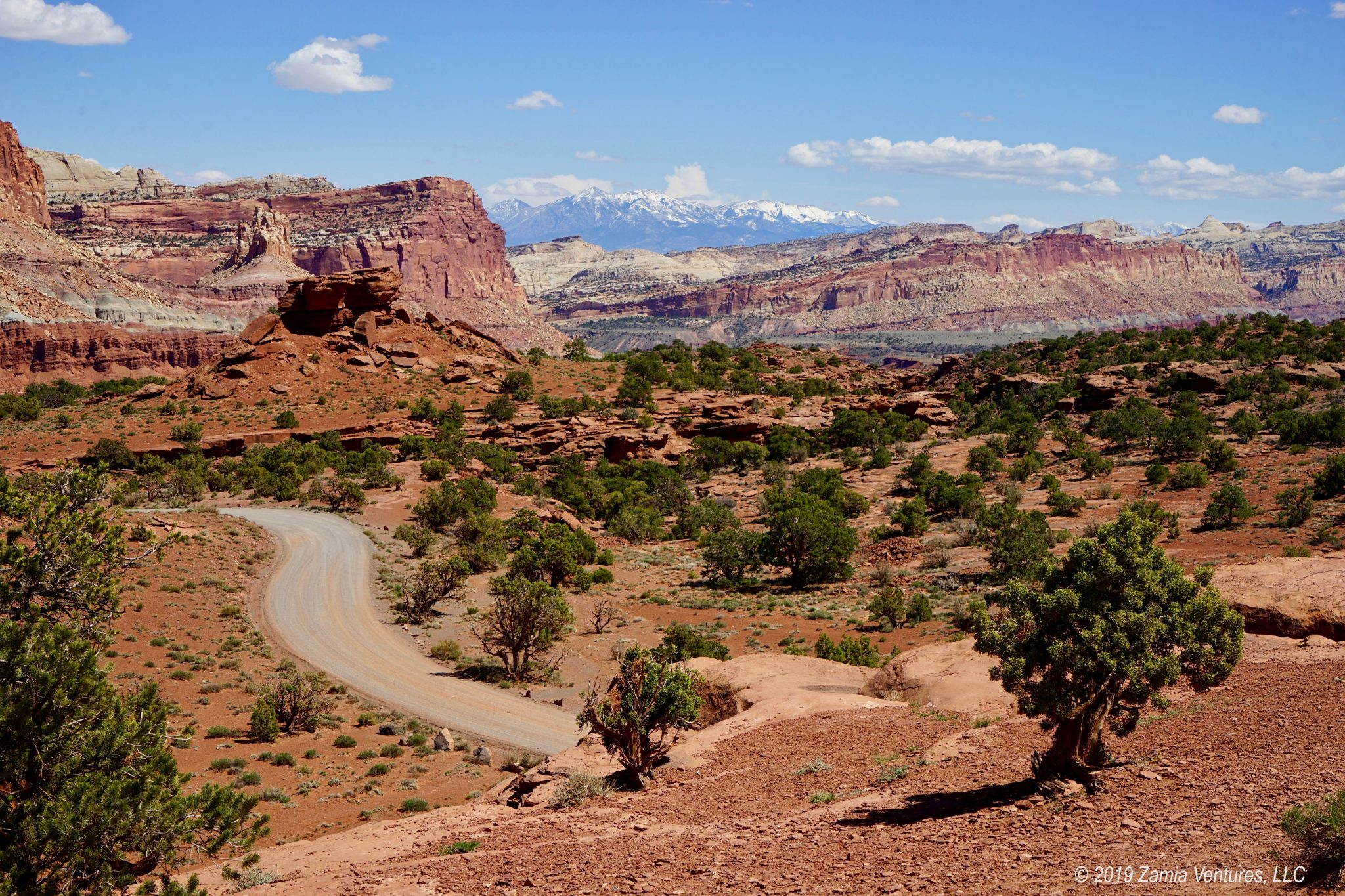 A Chill Week at Captivating Capitol Reef NP