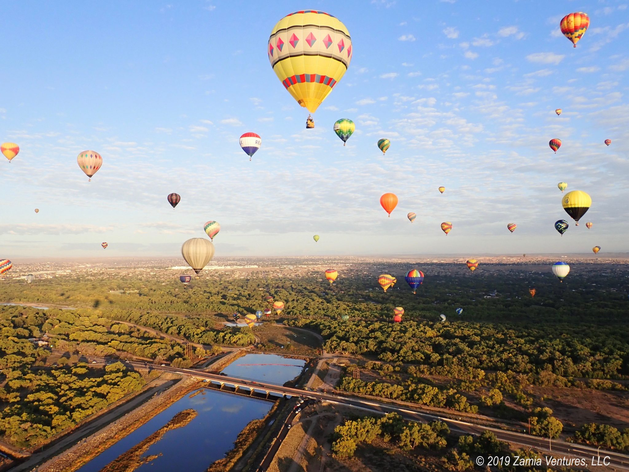 The Best of Times and the Worst of Times at Balloon Fiesta